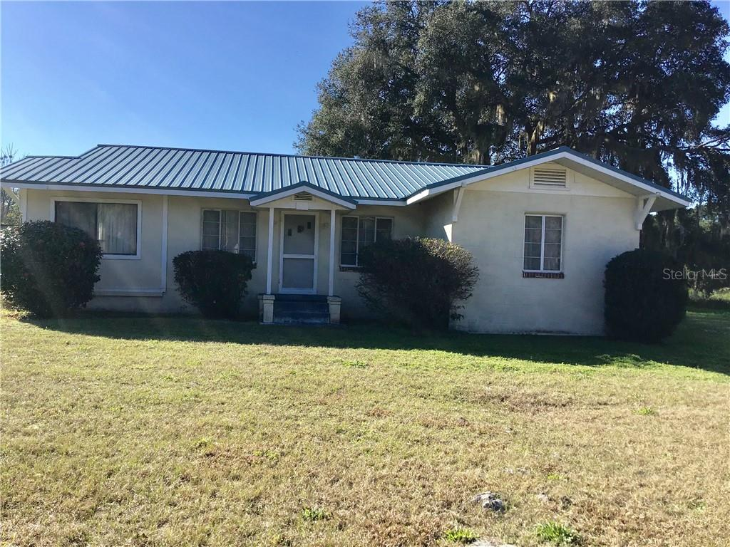 531 LAKE GEORGE ROAD Property Photo - SEVILLE, FL real estate listing