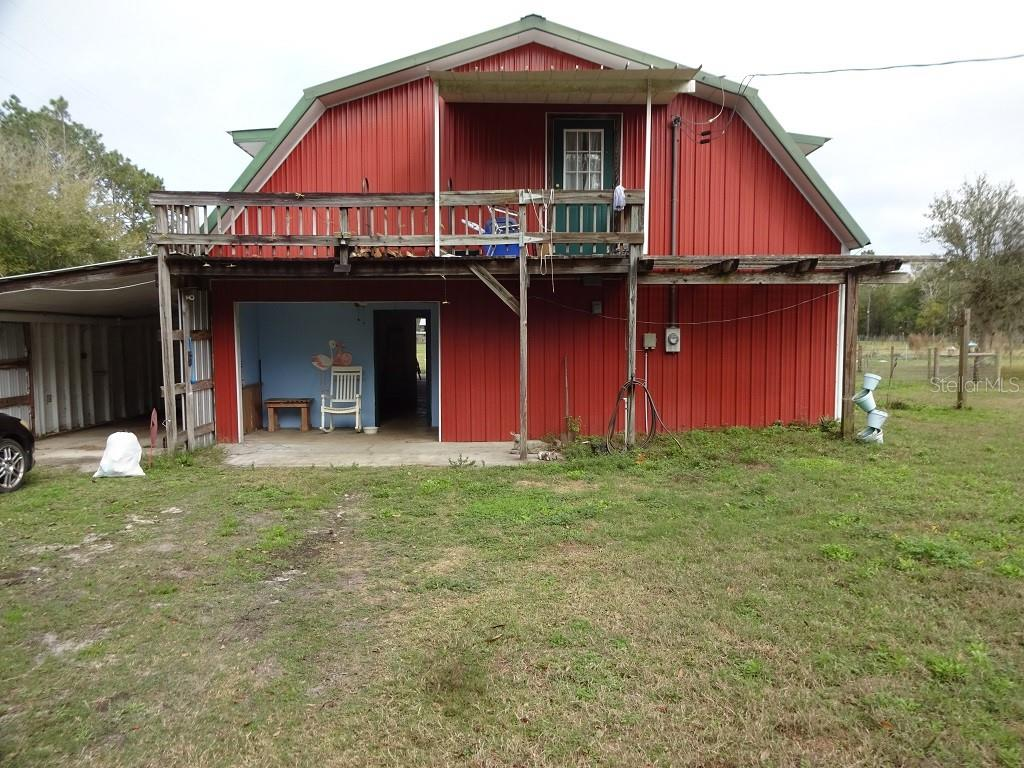 510 VANNOTE ROAD Property Photo - PIERSON, FL real estate listing