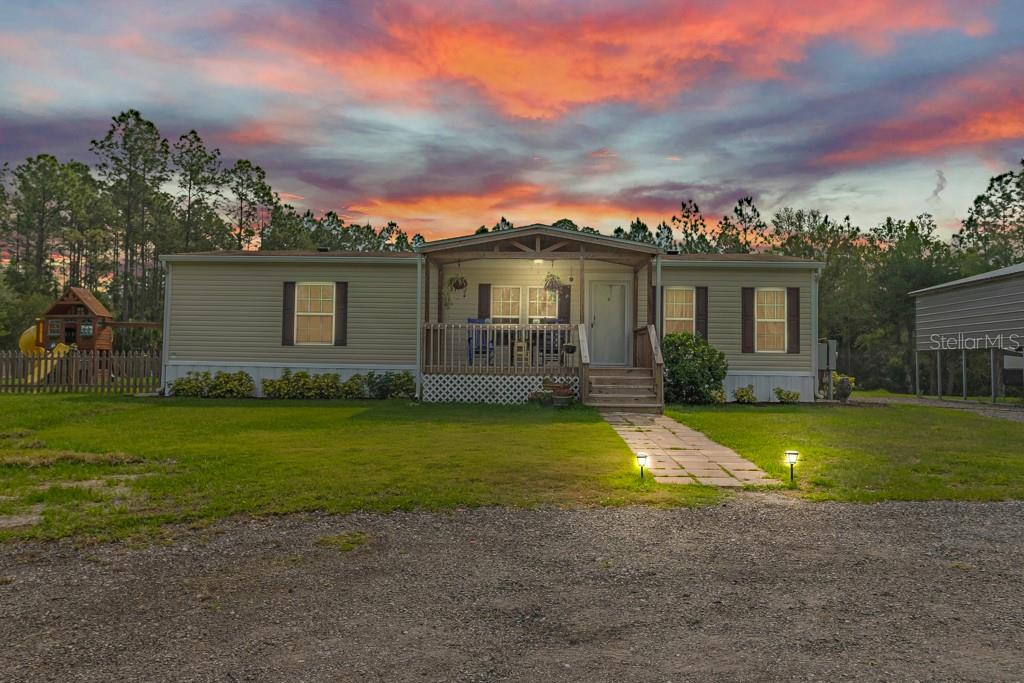 1509 BUCK LAKE ROAD Property Photo - OSTEEN, FL real estate listing