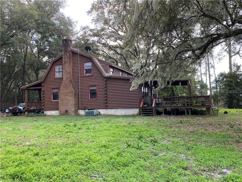 1145 SHAW LAKE ROAD Property Photo - PIERSON, FL real estate listing