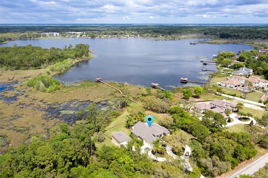 7060 S SYLVAN LAKE DRIVE Property Photo - SANFORD, FL real estate listing