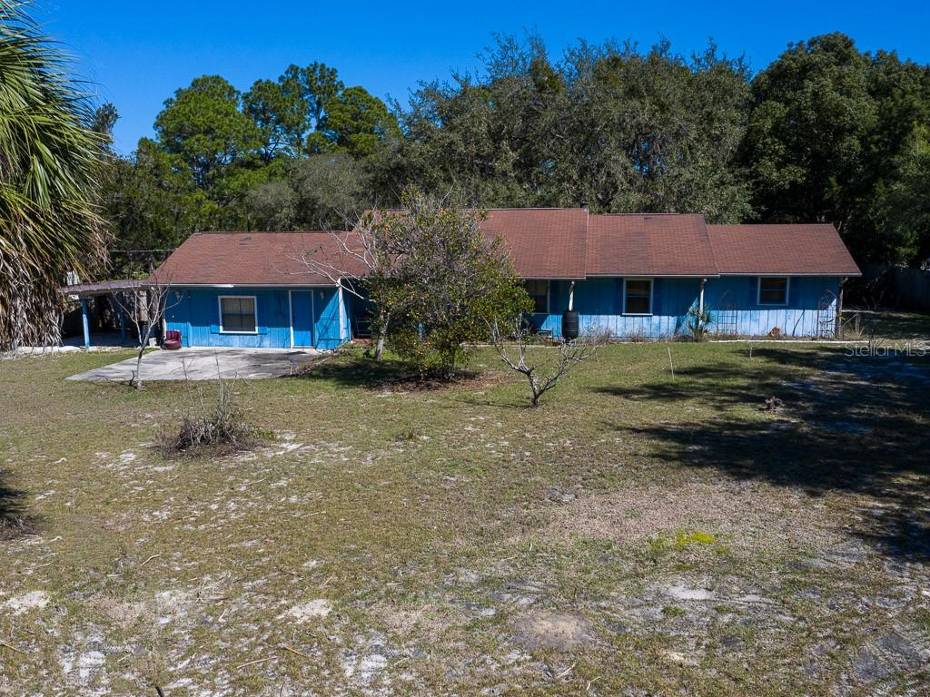 190 WILDERNESS TRAIL Property Photo - CRESCENT CITY, FL real estate listing