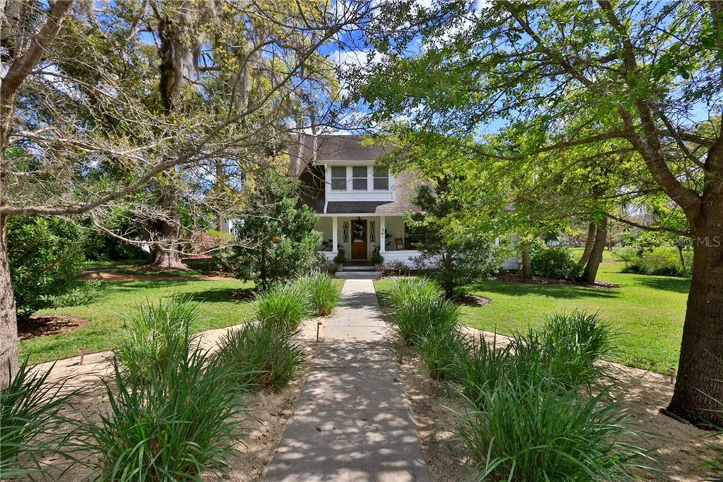 261 N LAKEVIEW DRIVE Property Photo - LAKE HELEN, FL real estate listing