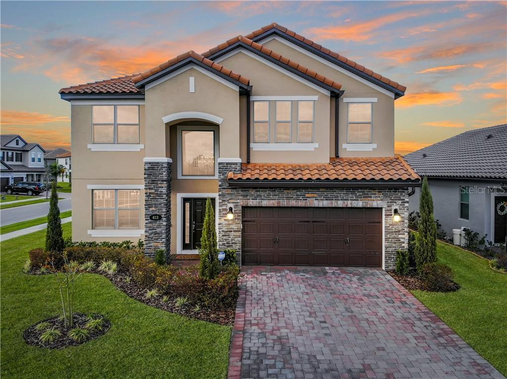 612 VIA ISABELLE DRIVE Property Photo - DEBARY, FL real estate listing