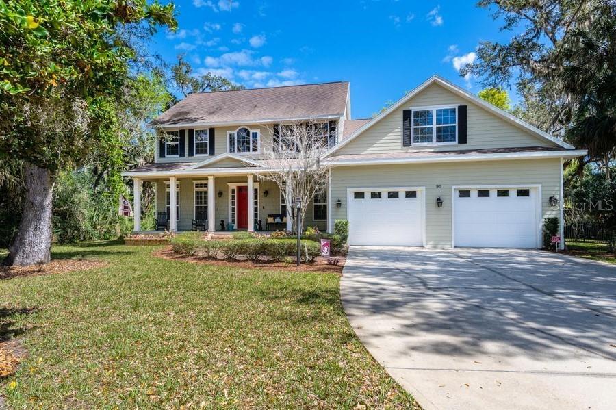 90 EMERALD OAKS LANE Property Photo - ORMOND BEACH, FL real estate listing