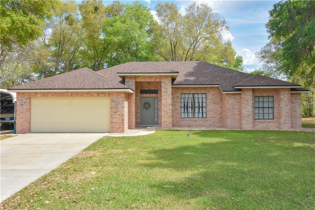211 ORANGE BOULEVARD Property Photo - OSTEEN, FL real estate listing
