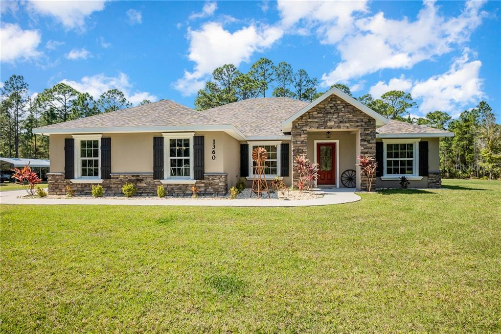 1360 SNAPPING TURTLE ROAD Property Photo - MIMS, FL real estate listing