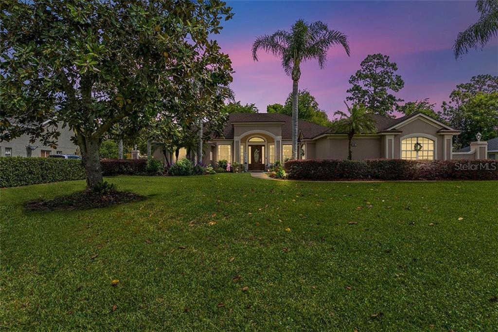 498 N PINE MEADOW DRIVE Property Photo - DEBARY, FL real estate listing