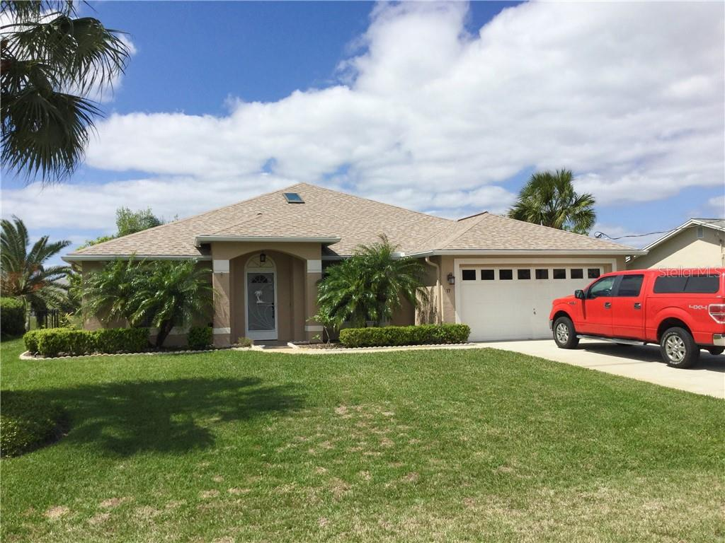 17 N CLARENDON COURT Property Photo - PALM COAST, FL real estate listing