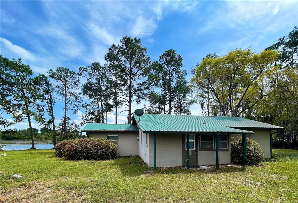 145 SILVER POND ROAD Property Photo - CRESCENT CITY, FL real estate listing