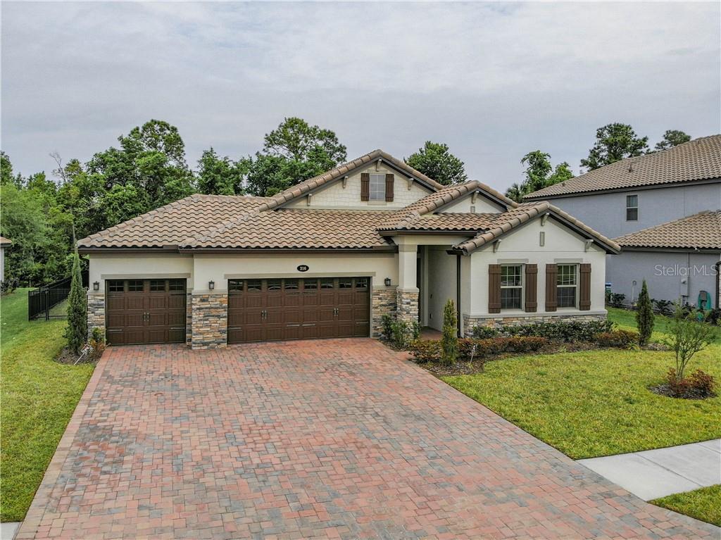 216 TEDDY RUSHING STREET Property Photo - DEBARY, FL real estate listing
