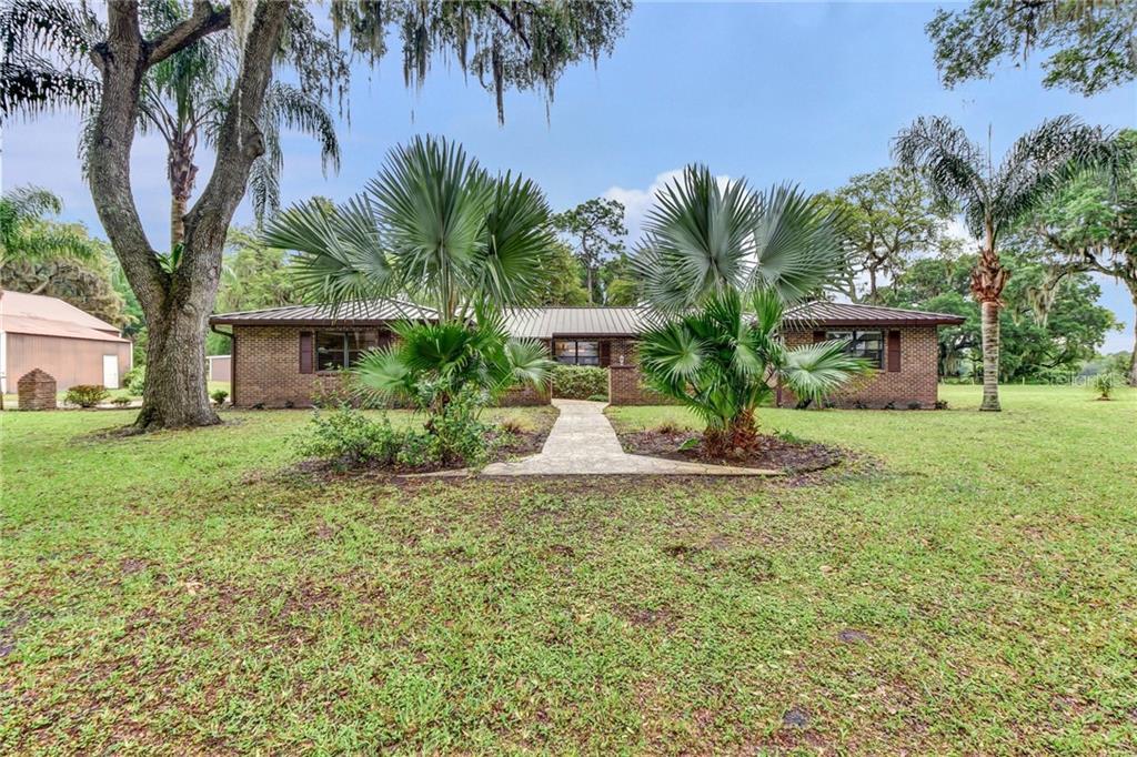 4775 STATE ROAD 11 Property Photo - DE LEON SPRINGS, FL real estate listing