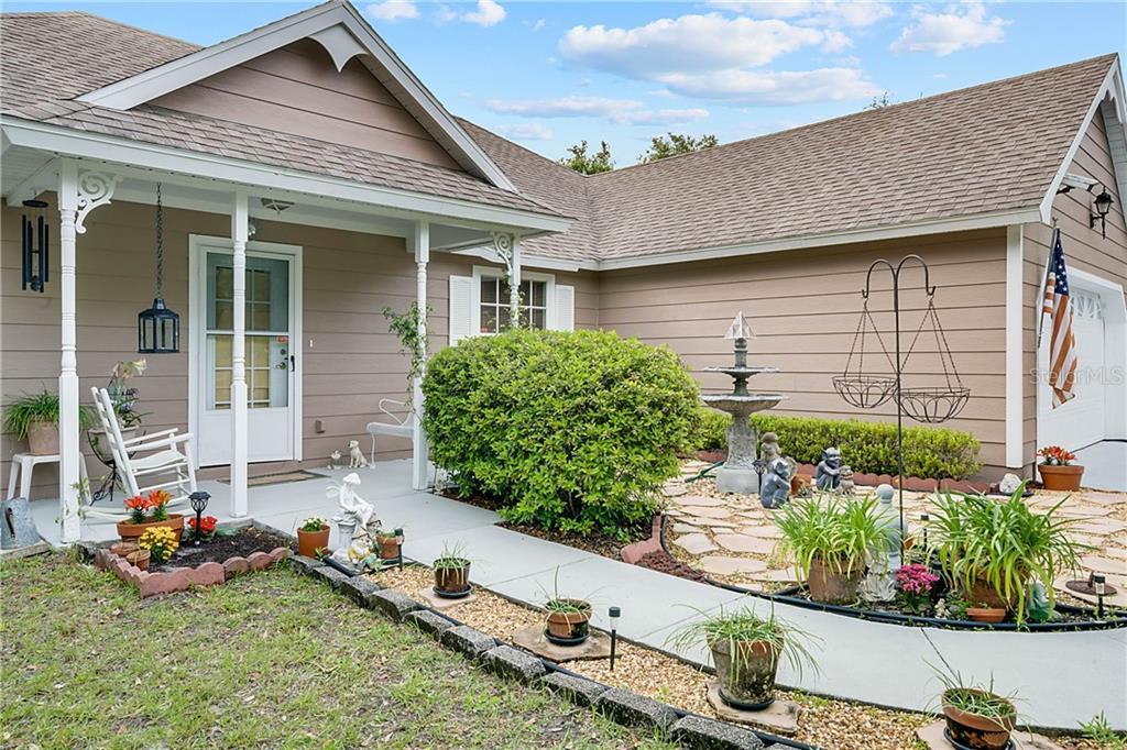5890 CHEYENNE DRIVE Property Photo - DE LEON SPRINGS, FL real estate listing