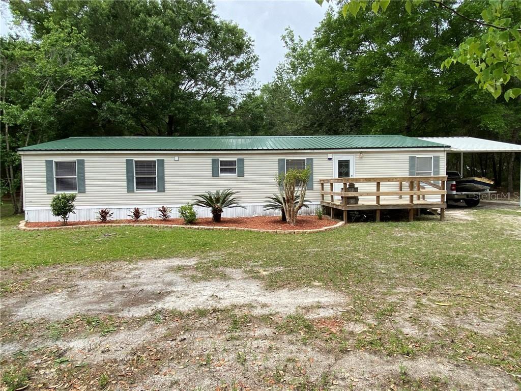 299 HUNTINGTON SHORTCUT ROAD Property Photo - CRESCENT CITY, FL real estate listing