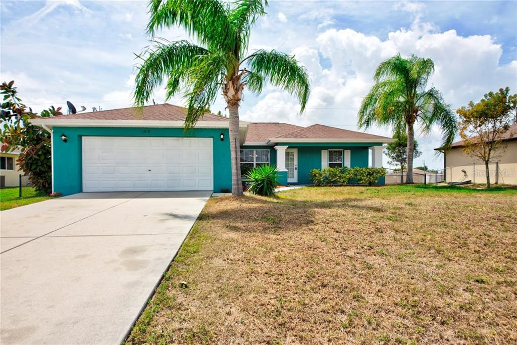 1418 NW 19TH STREET Property Photo - CAPE CORAL, FL real estate listing
