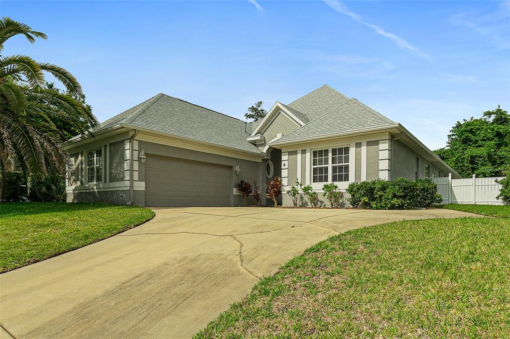 6 IVEY LANE Property Photo - FLAGLER BEACH, FL real estate listing