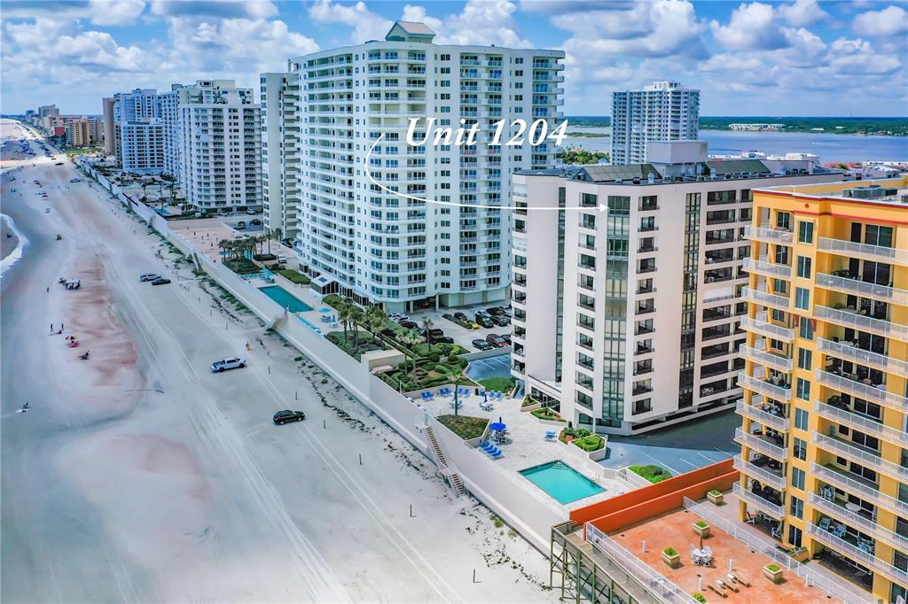 2917 S Atlantic Avenue #1204 Property Photo