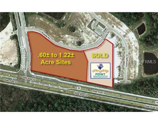 STATE ROAD 52 & CHENWOOD Property Photo - HUDSON, FL real estate listing