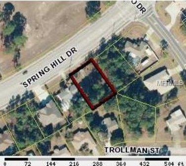 13516 Spring Hill Drive Property Photo