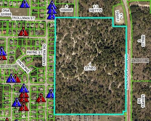 2225 ANDERSON SNOW ROAD Property Photo - SPRING HILL, FL real estate listing