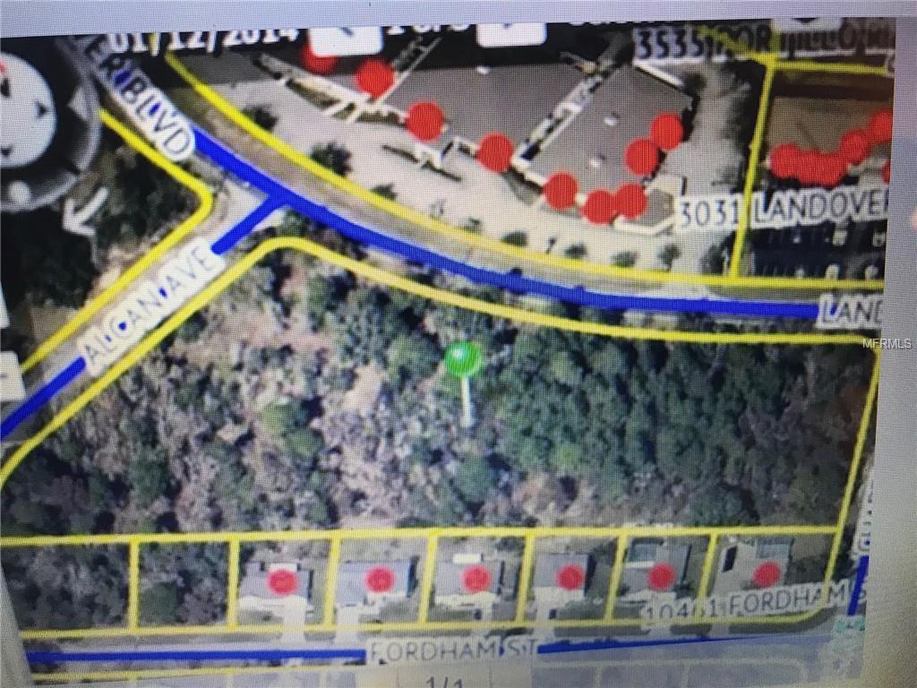 LANDOVER BLVD W Property Photo - SPRING HILL, FL real estate listing