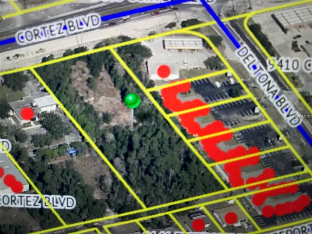 CORTEZ BOULEVARD Property Photo - SPRING HILL, FL real estate listing