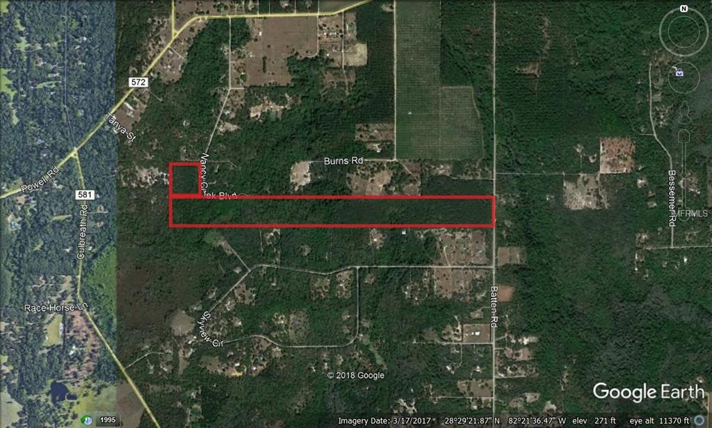 00 BATTEN RD Property Photo - BROOKSVILLE, FL real estate listing