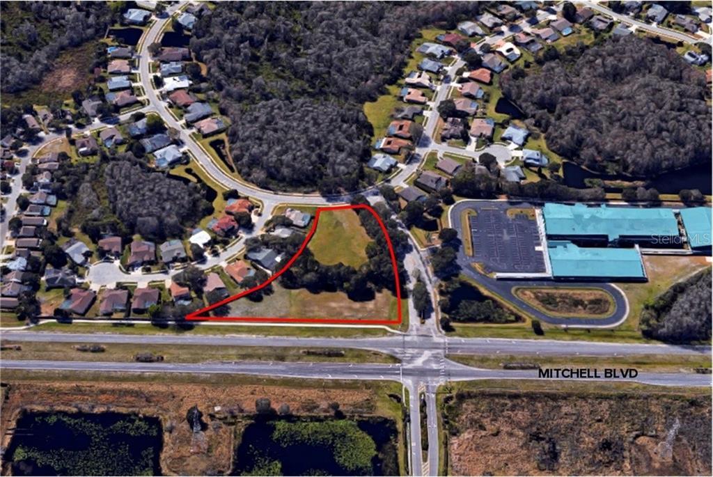 MITCHELL BOULEVARD Property Photo - TRINITY, FL real estate listing