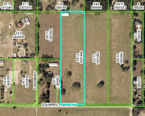 Tract B SQUIRREL PRAIRIE ROAD Property Photo