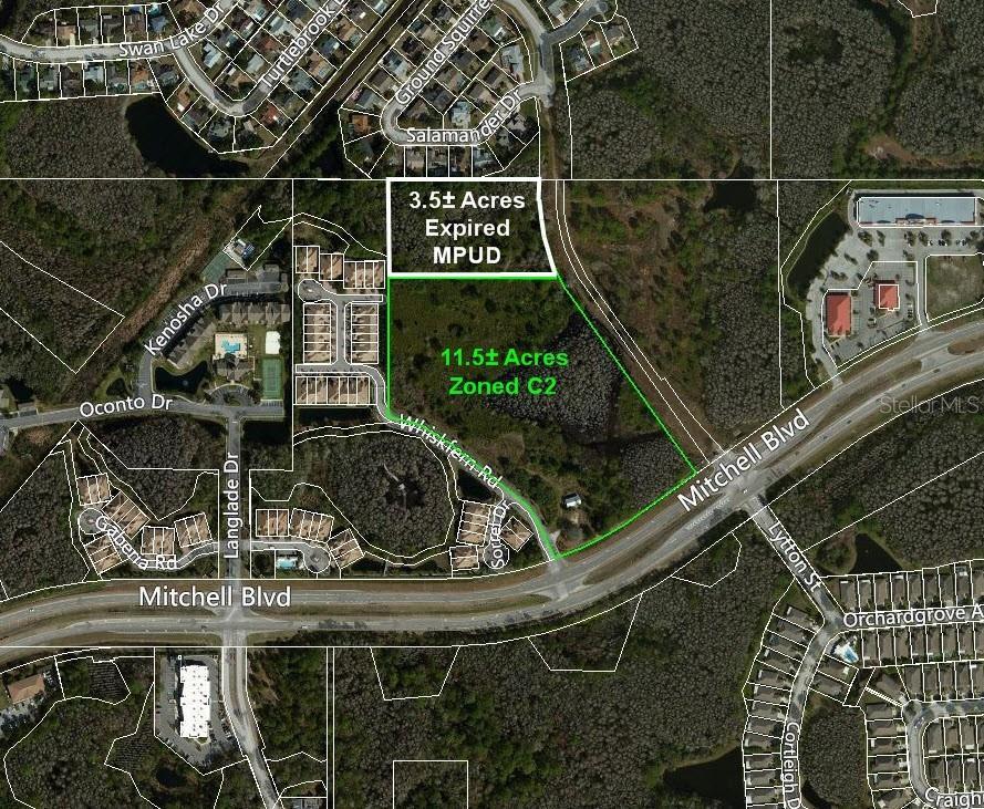 0 MITCHELL BLVD Property Photo - TRINITY, FL real estate listing