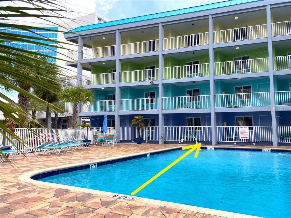445 S Gulfview Boulevard #113 Property Photo
