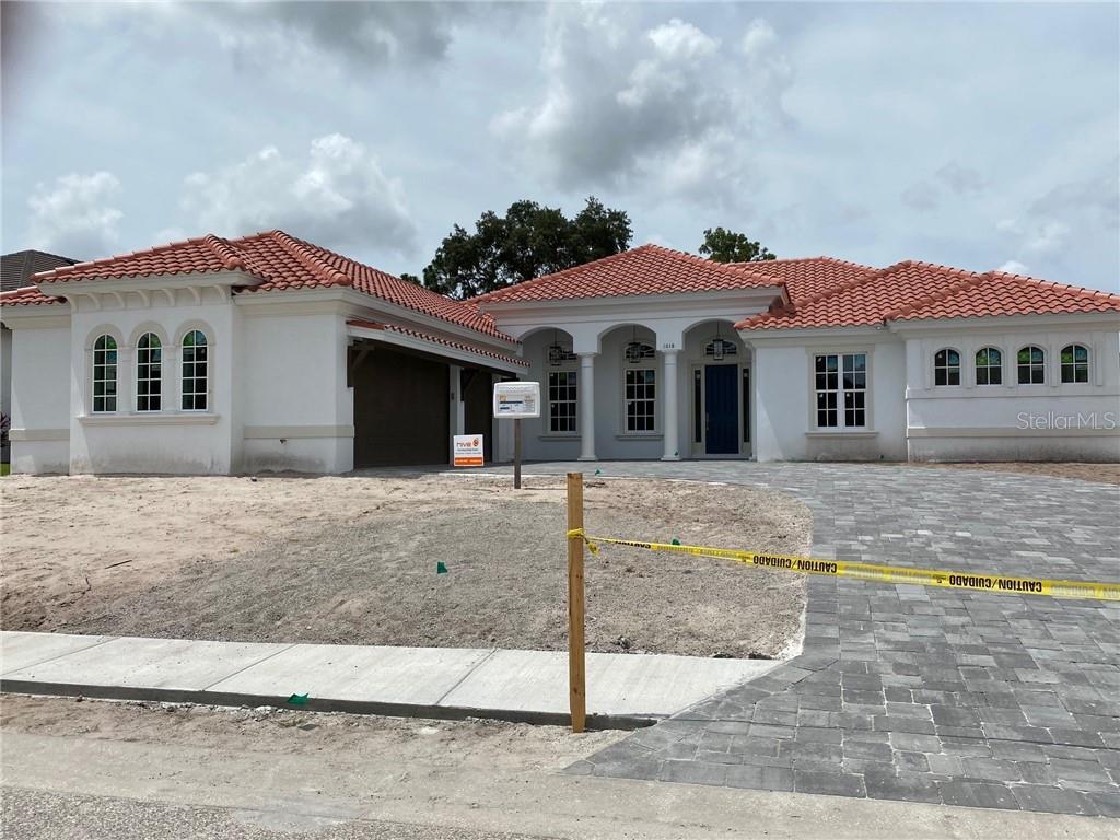 1018 BELLAMARE TRL Property Photo - TRINITY, FL real estate listing