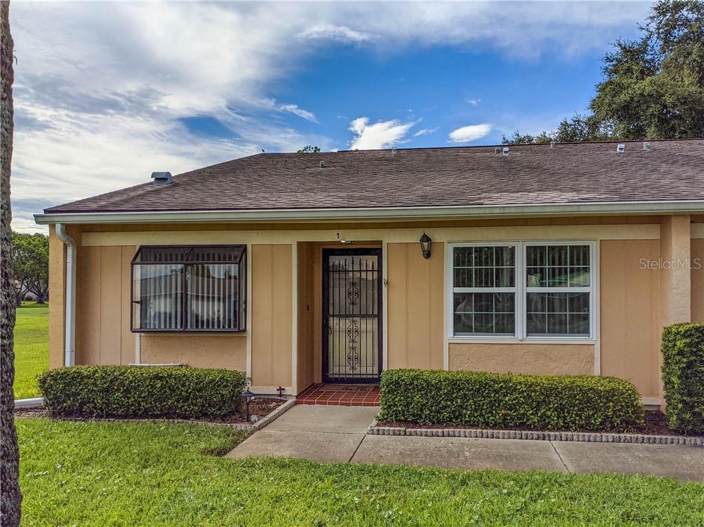 8121 BRADDOCK CIRCLE #1 Property Photo