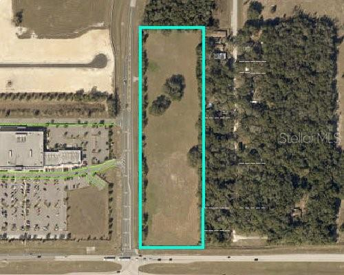 0 COUNTY LINE ROAD Property Photo - SPRING HILL, FL real estate listing