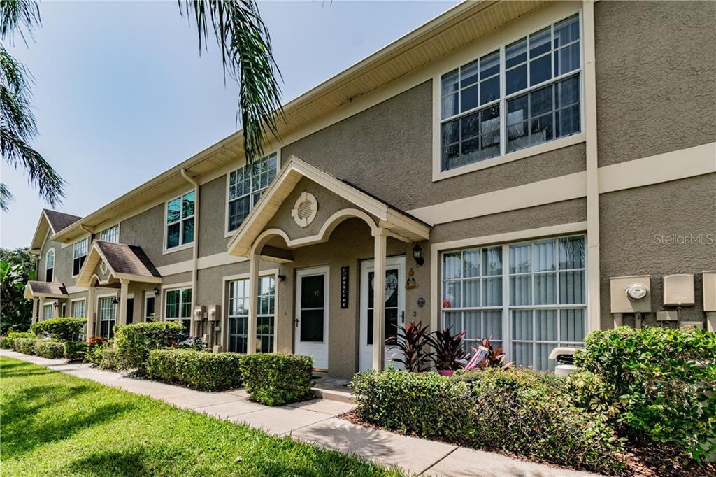 2861 THAXTON DRIVE #47 Property Photo - PALM HARBOR, FL real estate listing