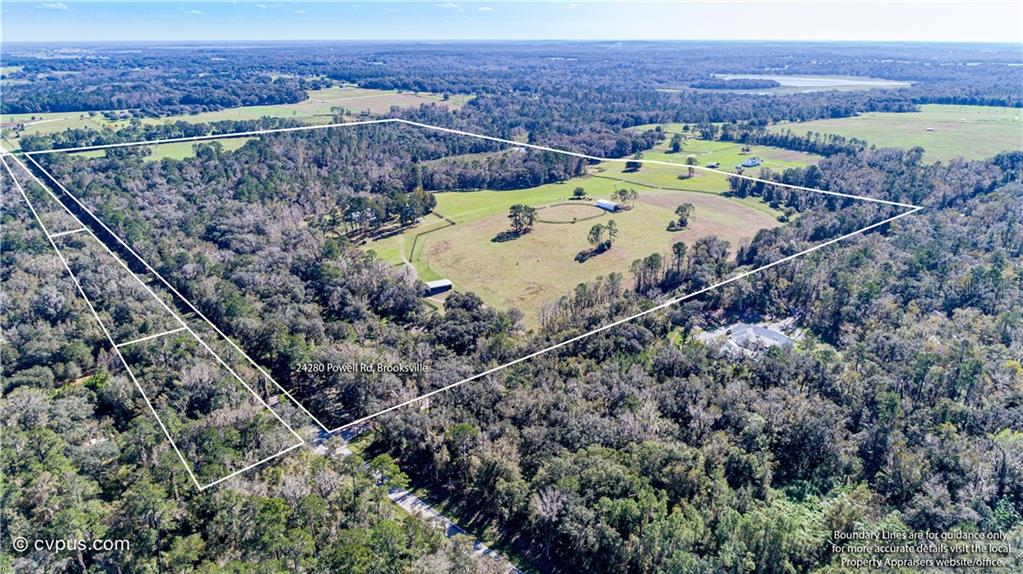 24280 POWELL ROAD Property Photo - BROOKSVILLE, FL real estate listing