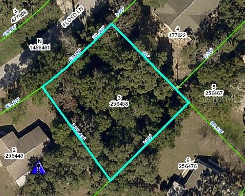 8018 Floyd Lane Property Photo