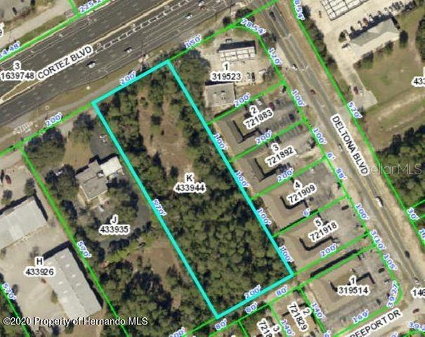 CORTEZ BOULEVARD Property Photo - WEEKI WACHEE, FL real estate listing