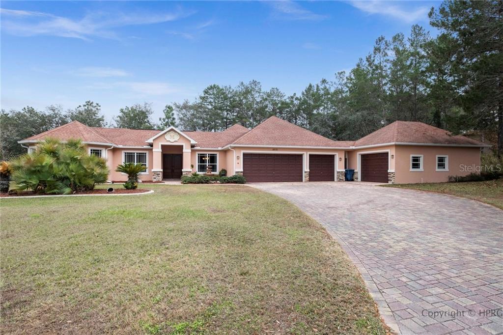 10172 HERNANDO RIDGE ROAD Property Photo - WEEKI WACHEE, FL real estate listing