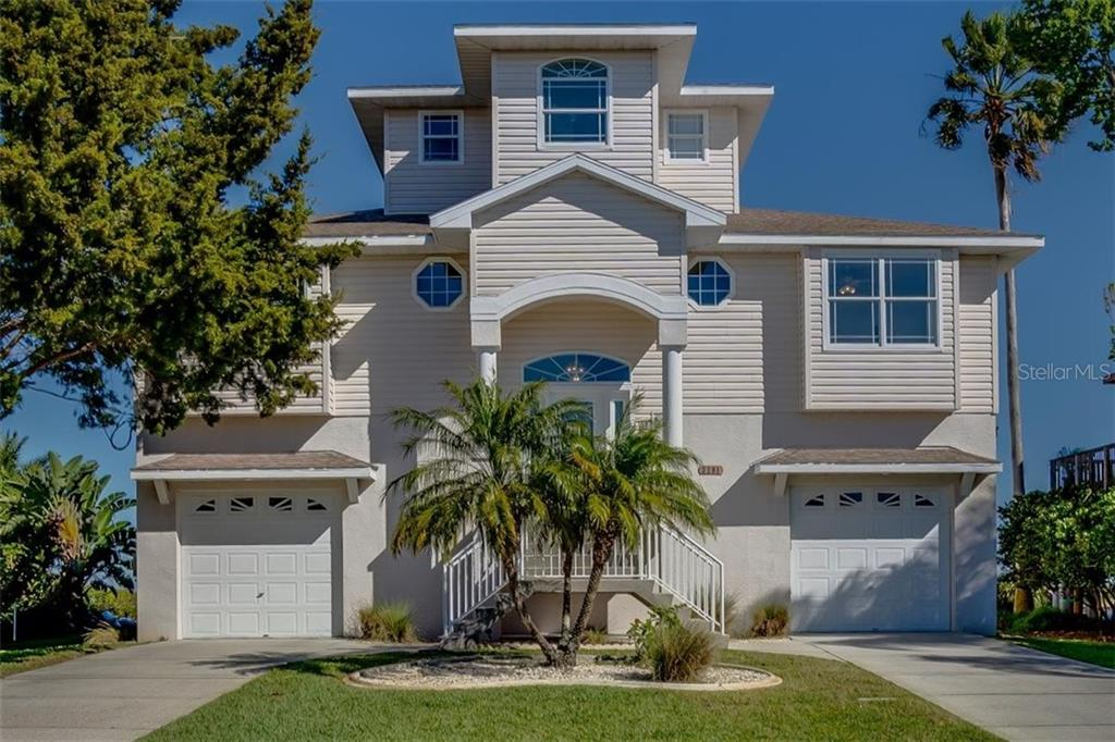 3291 FLAMINGO BOULEVARD Property Photo - HERNANDO BEACH, FL real estate listing