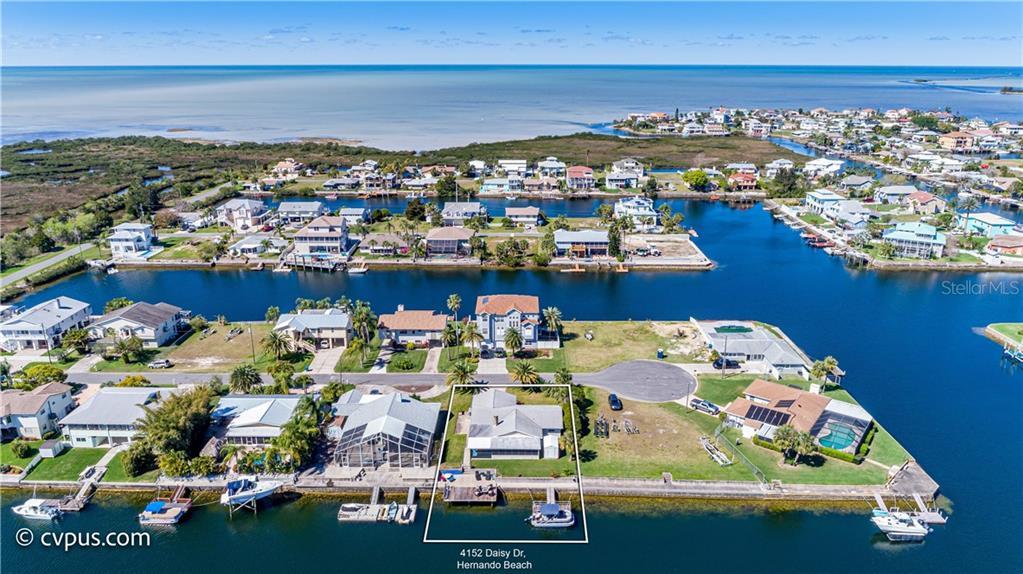 4152 DAISY DRIVE Property Photo - HERNANDO BEACH, FL real estate listing