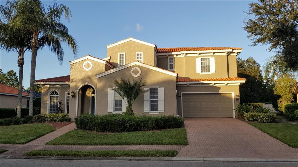 1208 TUSCANY DRIVE Property Photo - TRINITY, FL real estate listing