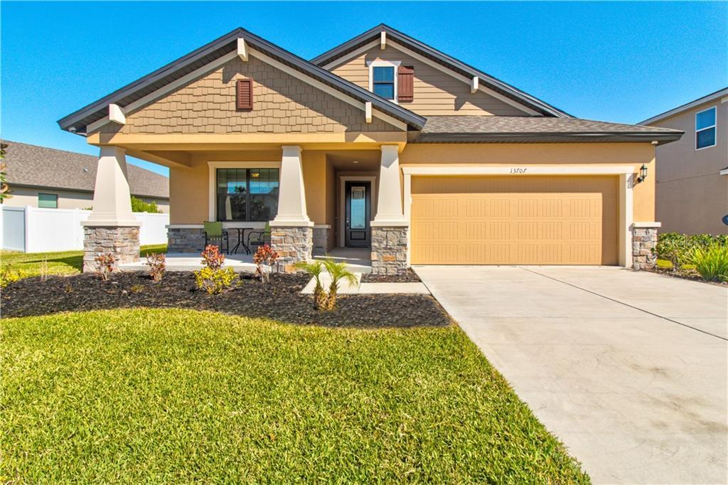 13707 Garden Hills Drive Property Photo