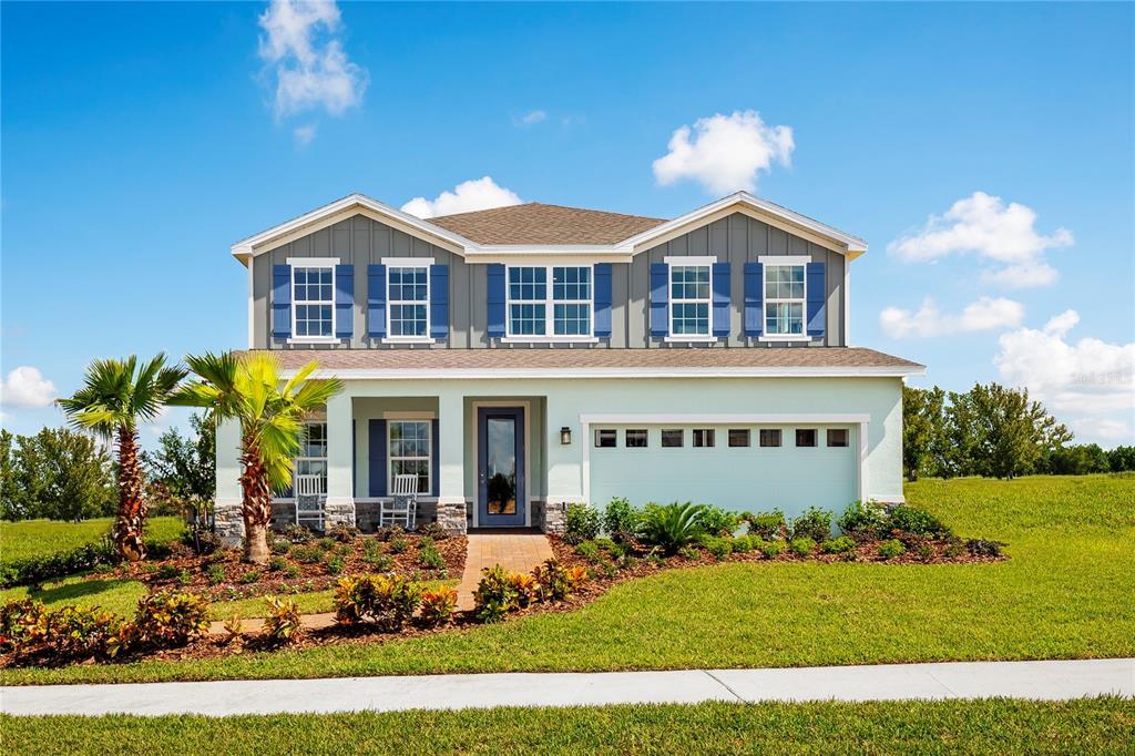 350 WINTER BLISS LANE Property Photo - MOUNT DORA, FL real estate listing