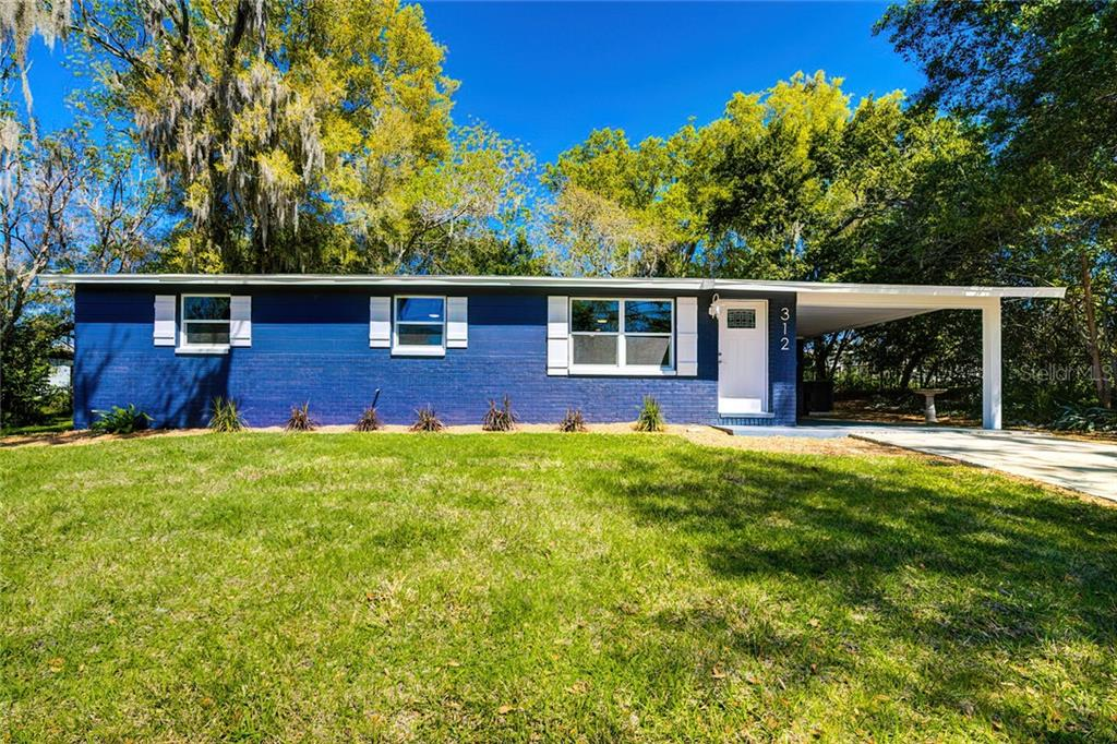 312 W HILL STREET Property Photo - INVERNESS, FL real estate listing