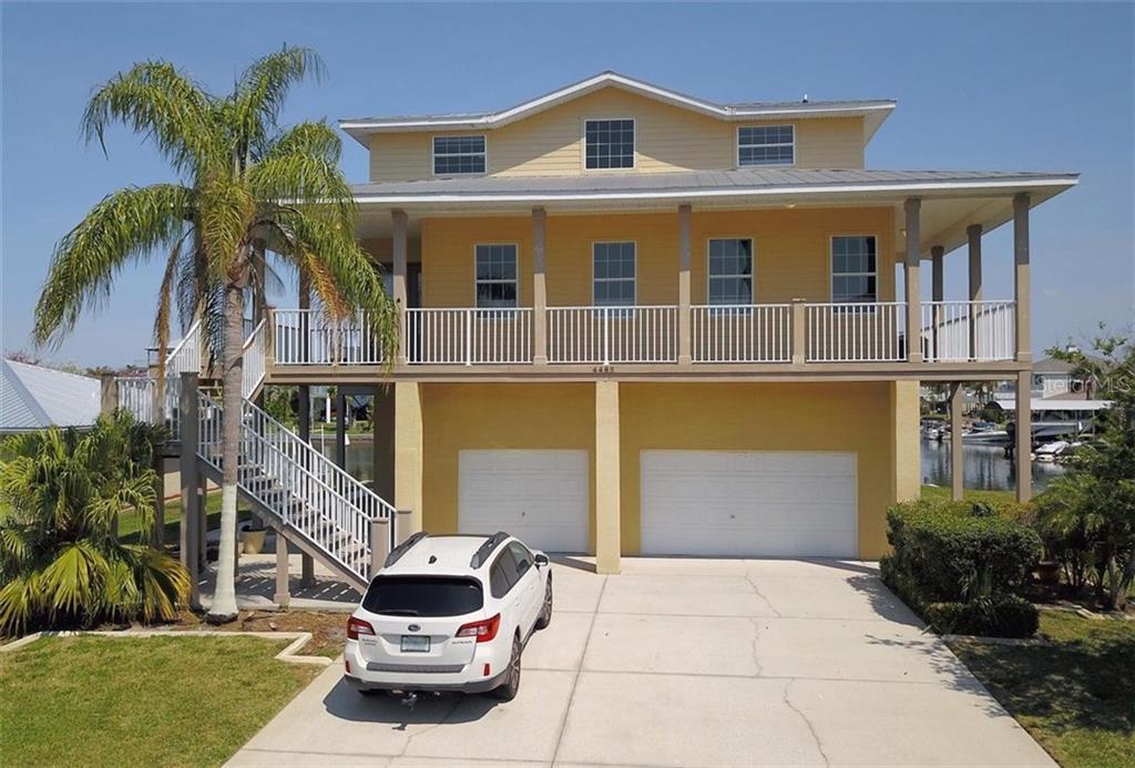 4485 GULFSTREAM DRIVE Property Photo - HERNANDO BEACH, FL real estate listing