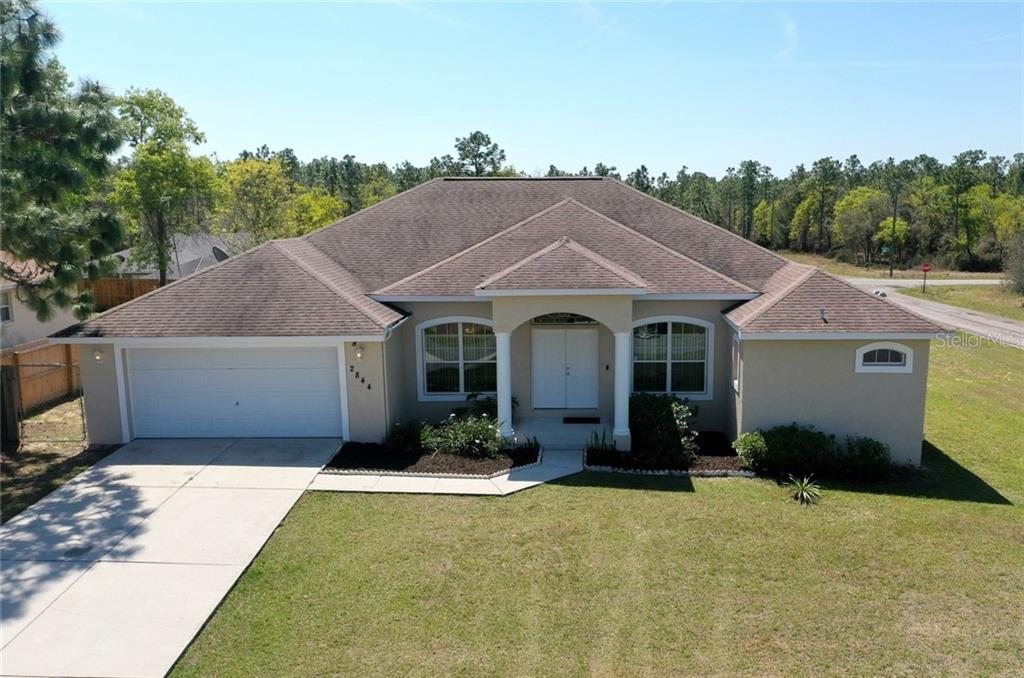 2844 W SANTANA DRIVE Property Photo - CITRUS SPRINGS, FL real estate listing