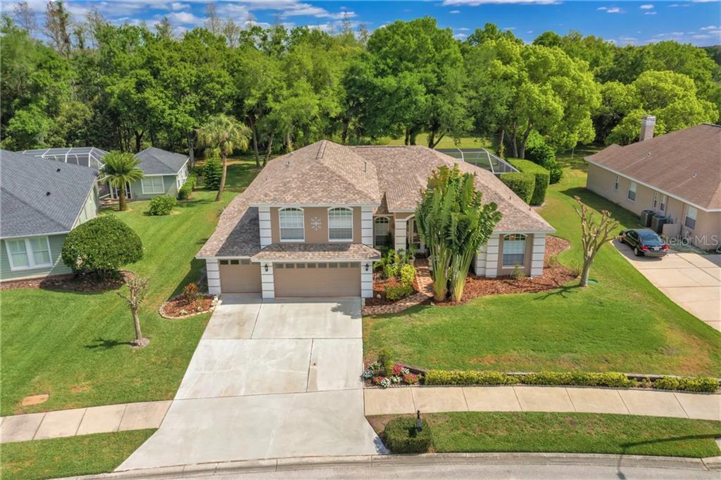 1460 KENSINGTON WOODS DRIVE Property Photo - LUTZ, FL real estate listing