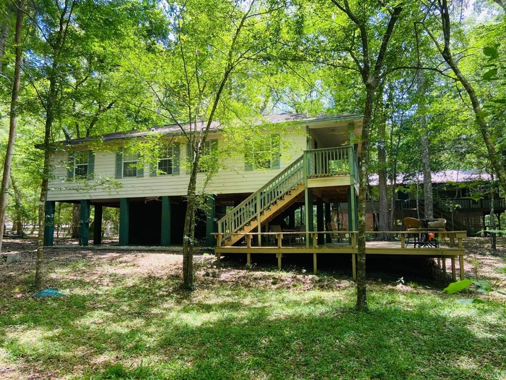 516 SW BLUFF DRIVE Property Photo - FORT WHITE, FL real estate listing