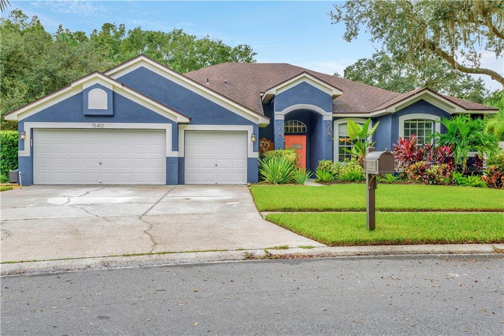 15410 HEATHRIDGE DRIVE Property Photo - TAMPA, FL real estate listing